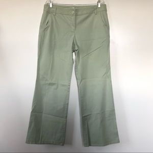 Ann Taylor Loft Size 14 Pants Marisa Fit Wide Leg